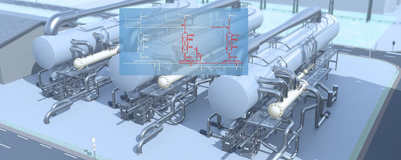 Execution Management nella Plant Solution di Engineering Base