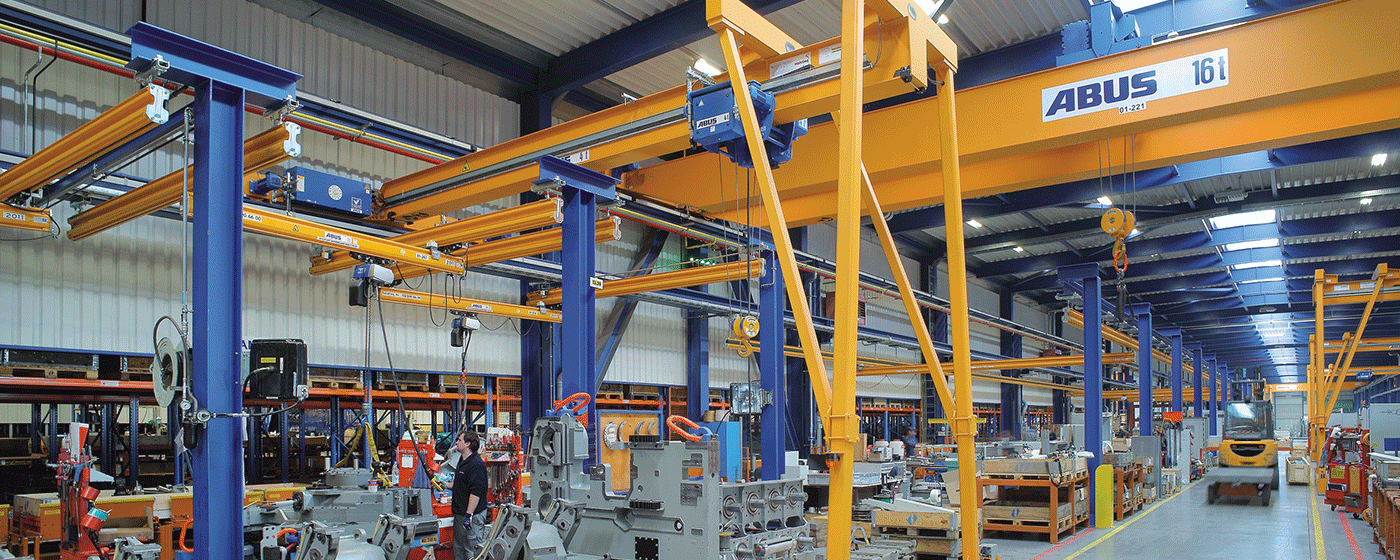 Abus Relies On Flexibility And Standardisation With Engineering Base