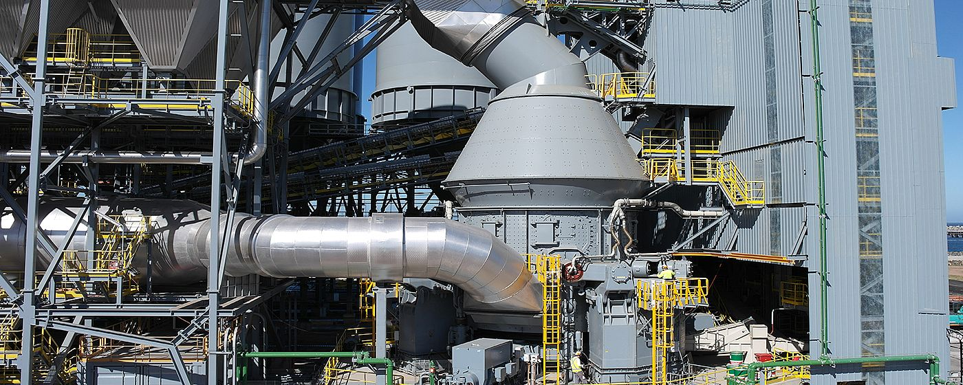 Gebr. Pfeiffer: MVR 6000 C6 - Australia's Largest Cement Mill Planned with Engineering Base