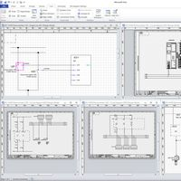 AUCOTEC Engineering Base, Microsoft Visio