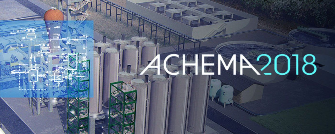 AUCOTEC at ACHEMA 2018