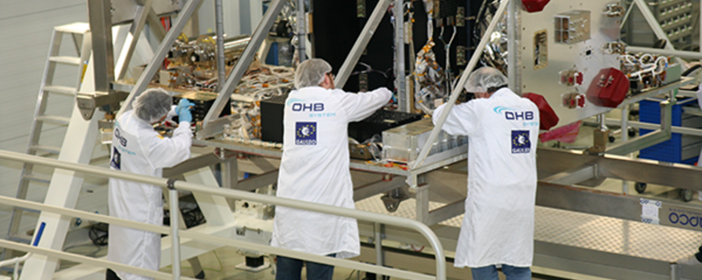 OHB chooses Aucotec system for harness area