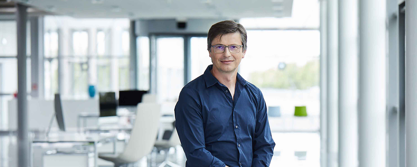 Georg Hiebl, Product Manager