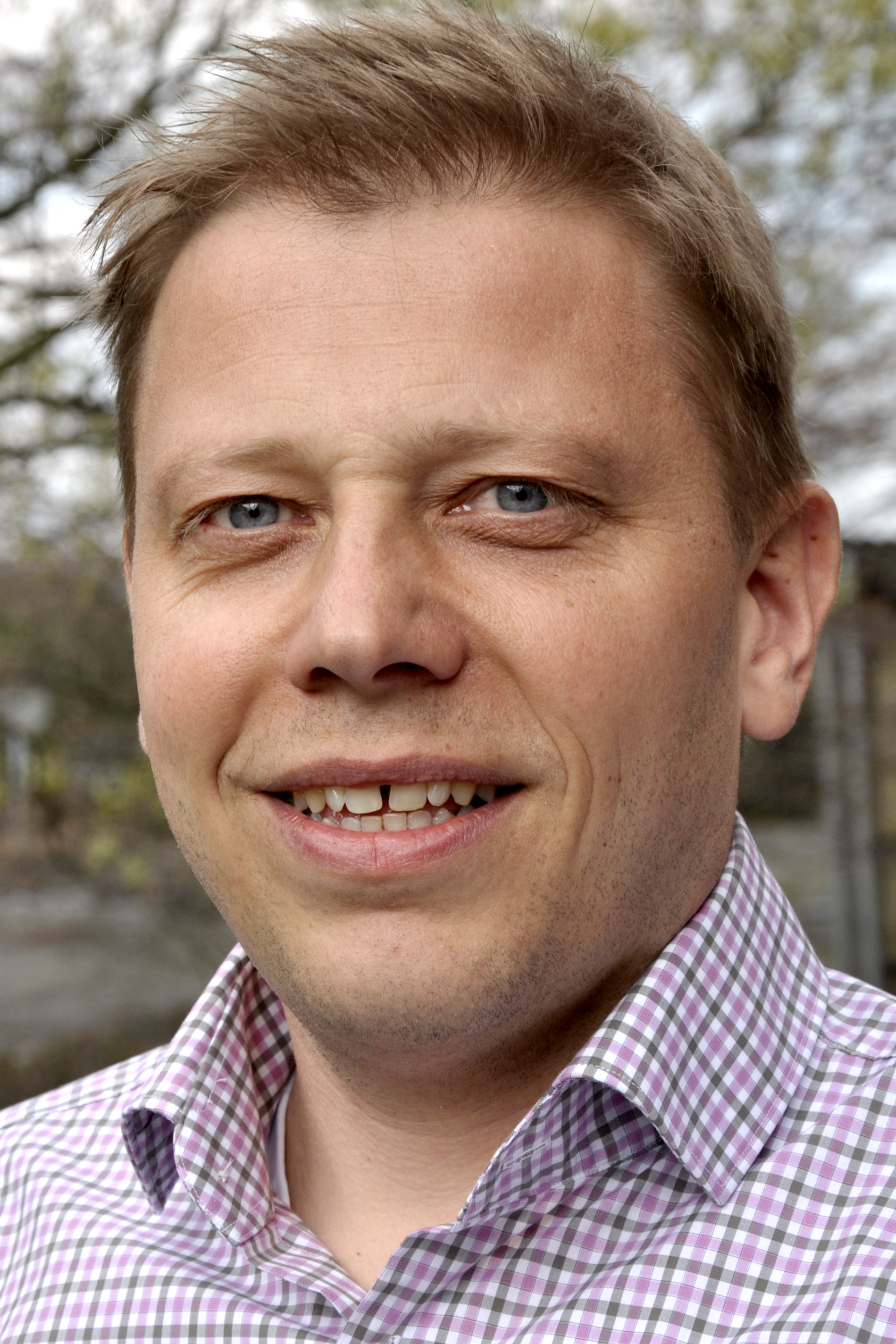 Dr. Oliver Bülters, Head of Engineering at Oxea