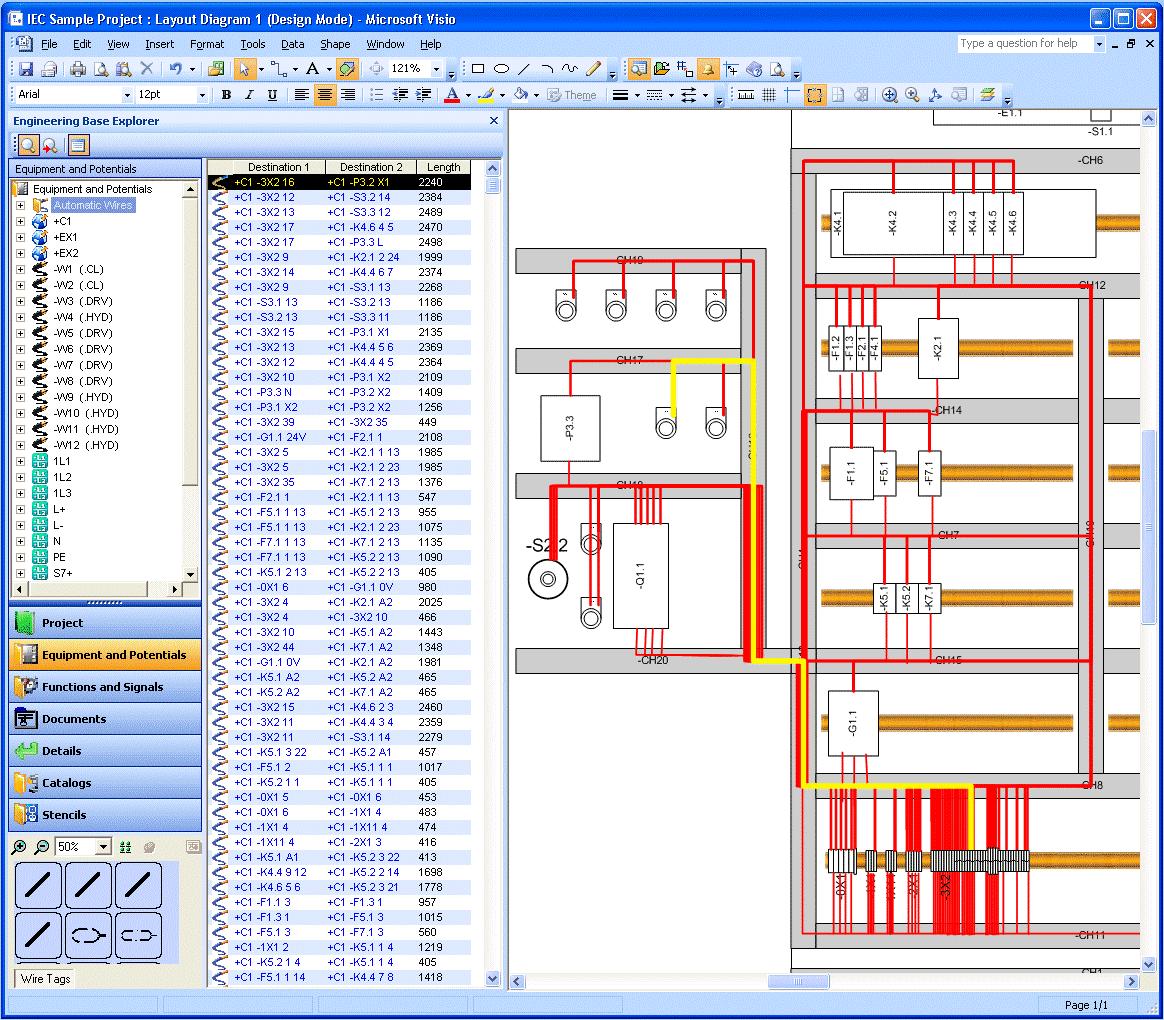 Effizienter verdrahten durch direkte Verbindung