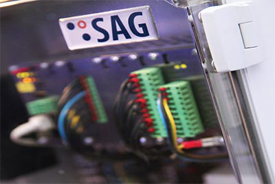 SAG iNES secondary technology