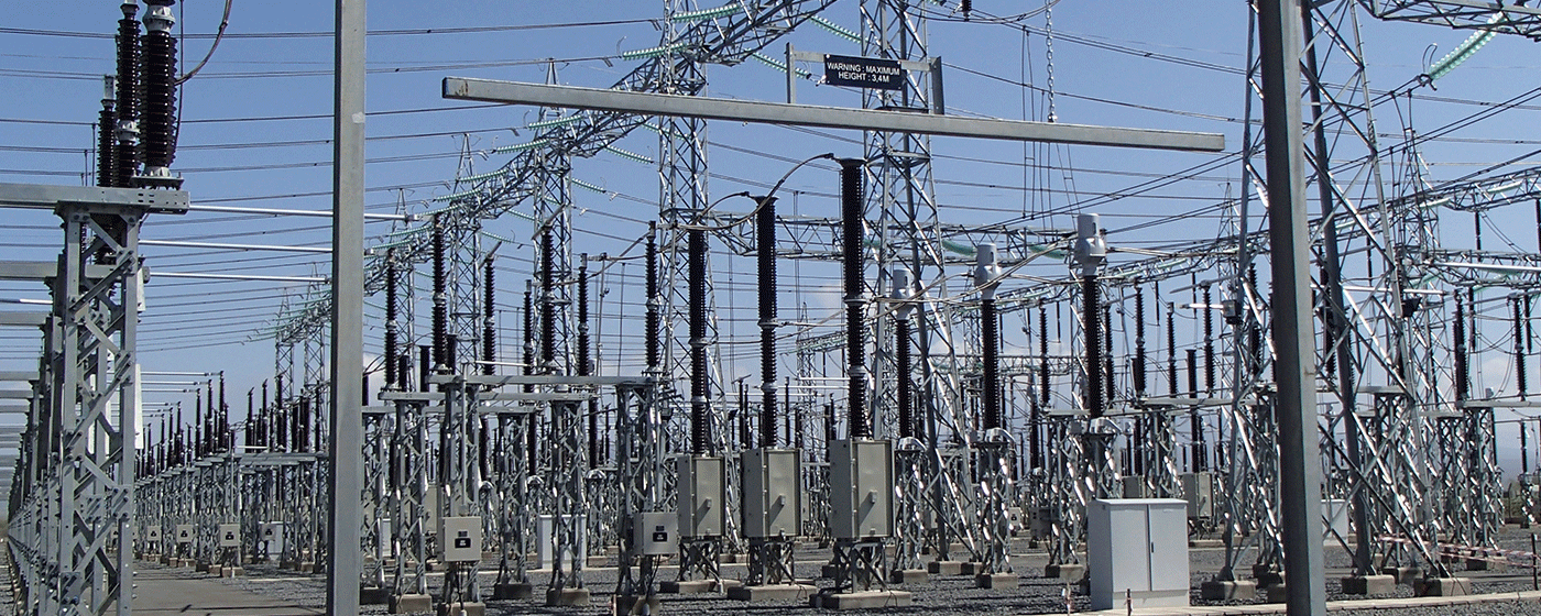 Siemens Grenoble substation